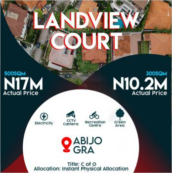 100% Dry with C of O for Buy & Build, Landview Court, Abijo, Lekki, Lagos, Mixed-use Land for Sale