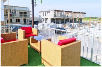 Luxury 2 Bedroom Terrace Duplex + Bq, Behind Lagos Business School,, Ajah, Lagos, Terraced Duplex for Sale