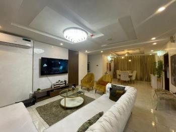 Luxury 3 Bedrooms Apartment, Josemaria Escriva Street, Ikate Elegushi, Lekki, Lagos, Flat Short Let
