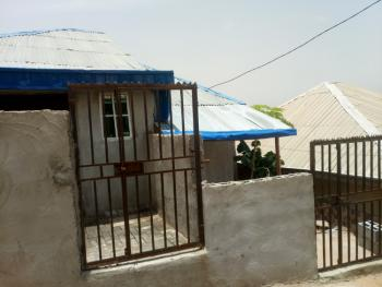 Two Units of 1 Bedrooms Bungalow, After Tfk Parks and Garden, Guzape District, Abuja, Detached Bungalow for Sale