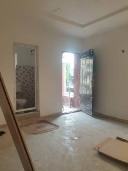 Newly Built Mini Flat with 2 Toilets, Car Park & Balcony (upstairs), Yaba, Lagos, Mini Flat for Rent