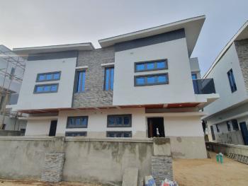 Superb Brand New 4 Bedroom Semi-detached Duplex, Ikota, Lekki, Lagos, Semi-detached Duplex for Sale