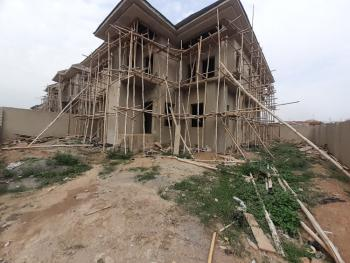 Carcass 5 Bedroom Fully Detached Duplex, By Amssco Platinum Estate, Galadimawa, Abuja, Detached Duplex for Sale