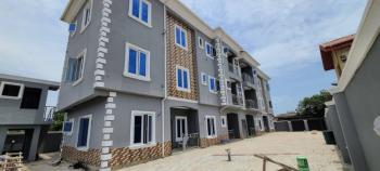 New 2 Bedroom Flat, By Nero Bus Stop, Sangotedo, Ajah, Lagos, Flat for Rent