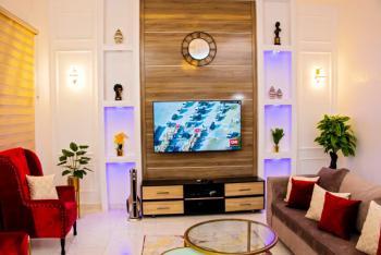 Amazing Four Bedrooms Luxury Apartment, Off Gbangbala Road, Ikate Elegushi, Lekki, Lagos, Terraced Duplex Short Let