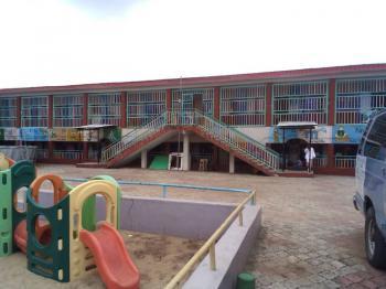 an Existing Functional and Viable School Sitting on 10 Plots of Land, Alakuko Road, Agbado, Ifako-ijaiye, Lagos, School for Sale