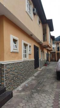 Very Clean 4 Bedroom Duplex with 2 Units of 2 Bedrooms, Santos Layout, Akowonjo, Alimosho, Lagos, House for Sale