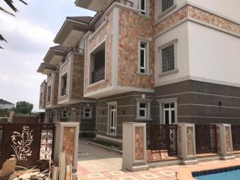 Luxury 4 Units of 4 Bedrooms Terraced Duplexes with Bq, Maitama District, Abuja, Terraced Duplex for Sale