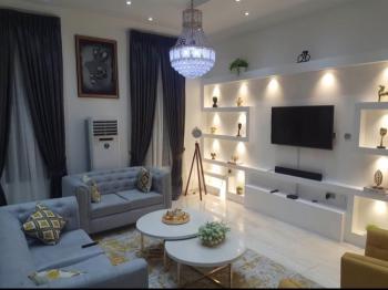 New Luxury 4 Bedrooms, Chevy View Chevron, Lekki, Lagos, Detached Duplex Short Let