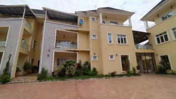 Nicely Built Standard 4 Bedroom Terraced Duplex with 2 Living Room, Along Stella Maris School Road, Life Camp, Abuja, Terraced Duplex for Rent
