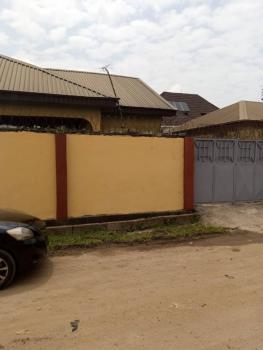 4 Bedroom Bungalow, Corner Piece, Satellite Town, Ojo, Lagos, Detached Bungalow for Sale
