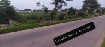 Gigantic Plot of Land, 2 Lane , Nsikak Eduok Avenue, Uyo, Akwa Ibom, Commercial Land for Sale