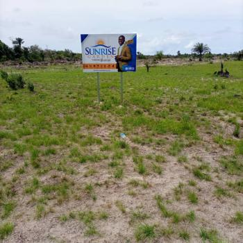 Own Residential Plots in The Most Affordable Estate, Sunrise Garden, Ode-omi Town, Ibeju Lekki, Lagos, Residential Land for Sale