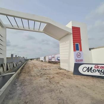 Fast Developing Estate with a Perfect Title Facing The Expressway, Morganite Estate, Facing The Expressway, Ibeju Lekki, Lagos, Residential Land for Sale