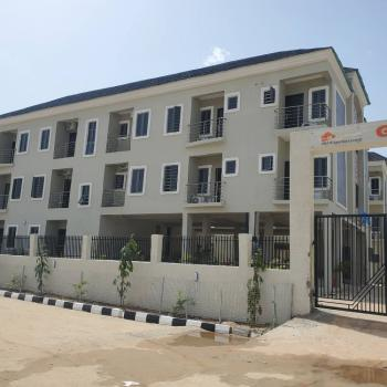 Newly Built  Service 3 Bedroom Flat with Swimming Pool and Gym, Gra, Ikota, Lekki, Lagos, Flat for Rent