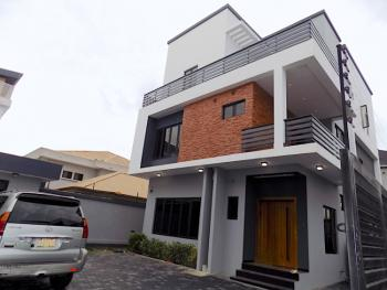 4 Bedroom Fully Detached Duplex with Bq in a Gated Street, Lekki Phase 1, Lekki, Lagos, Detached Duplex for Sale