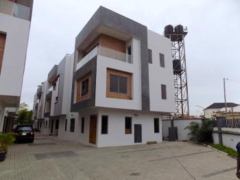 5 Bedroom Fully Detached Duplex with Bq ,24hrs Power+swimming Pool, Lekki Phase 1, Lekki, Lagos, Terraced Duplex for Sale
