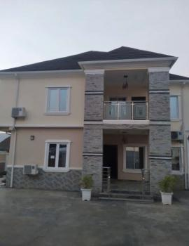 Standard 5 Bedroom Duplex with Two Bqs and Acs, Naf Valley Estate, Asokoro District, Abuja, Detached Duplex for Rent
