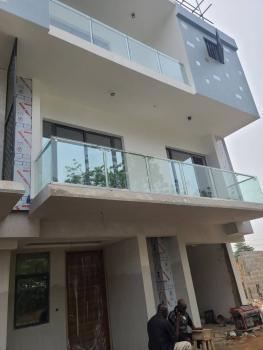Nicely Finished 4 Bedroom Terrace Duplex with a Bq, Ikeja Gra, Ikeja, Lagos, Terraced Duplex for Sale