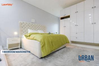 One Bedroom Maisonette, Ajah, Lagos, Semi-detached Duplex for Sale