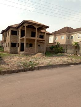 Fully Detached 4 Bedroom Duplex Carcass with Bq Space, an Estate By Urban Shelter (promenade Estate), Lokogoma District, Abuja, Detached Duplex for Sale