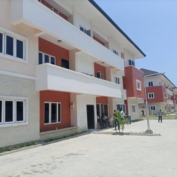 a Serviced Newly Built 4 Bedroom Terraced Duplex in a Serviced Mini Estate, Ikate, Lekki, Lagos, Terraced Duplex for Rent