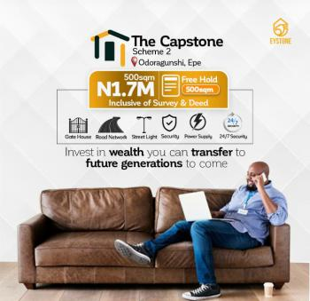 Buy Many Plots and Sell Later, Capstone Estate, Epe, Lagos, Residential Land for Sale