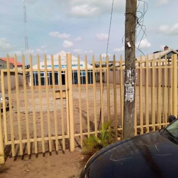 2plot Along Egbeda Idimu Road with The Documents of C of O, Egbeda, Alimosho, Lagos, Commercial Land for Sale