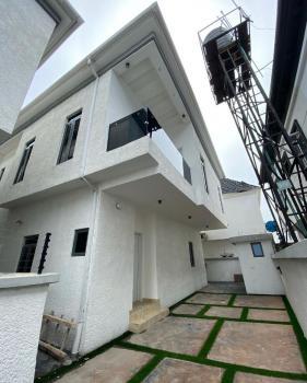 Luxury 5 Bedrooms Detached Duplex with Bq, Chevron, Lekki, Lagos, Detached Duplex for Rent