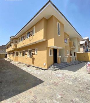Beautiful 3 Bedrooms Flat with Bq, Idado Estate, Idado, Lekki, Lagos, Flat for Rent