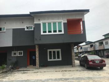 3 Bedroom Terrace Duplex with 24 Hours Power Supply and Bq, Horizon, Ikate, Lekki, Lagos, Terraced Duplex for Rent