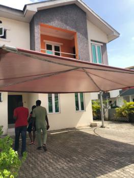 4 Bedroom Semi Detached Duplex, Lekki Ikate, Lekki Expressway, Lekki, Lagos, Semi-detached Duplex for Rent