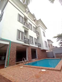 Nicely Built 3 Bedroom Flat with a Bq;, Banana Island, Ikoyi, Lagos, Flat / Apartment for Rent