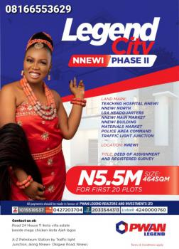 Lagend City, Nnewi, Anambra, Mixed-use Land for Sale