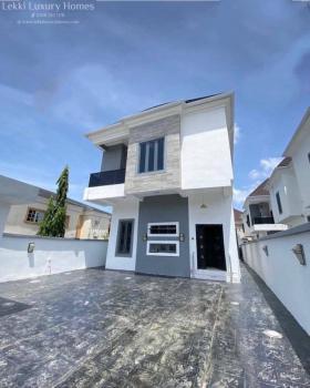 Brand New 4 Bedroom Detached Duplex with Bq, Chevron, Lekki, Lagos, Detached Duplex for Rent
