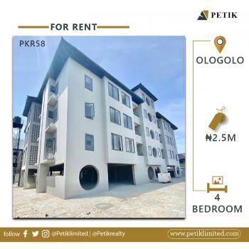 4 Bedrooms Apartment, Ologolo, Lekki, Lagos, Detached Duplex for Rent