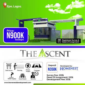 Exquisite Plots of Land in Africas Fastest Growing City., Igbonla, Epe, Lagos, Mixed-use Land for Sale