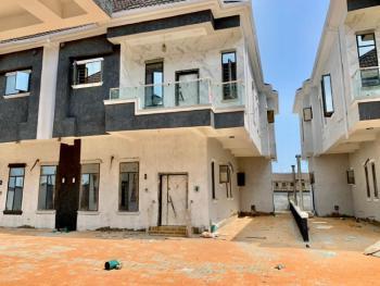 Tastefully Finished & Luxury 4 Bedroom Semi Detached Duplex with a Bq, Ikota Villa Estate, Ikota, Lekki, Lagos, Semi-detached Duplex for Sale