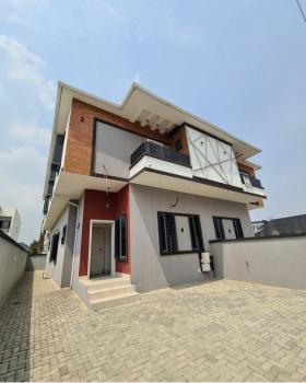 4bedroom Semi Detached Duplex with Bq, Osapa London, Lekki Phase 1, Lekki, Lagos, Semi-detached Duplex for Sale