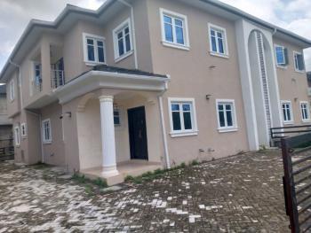 Paradise, Newly Built, All En-suite 4 Bedrooms with Boys Quarter, Diamond Estate Phase 2, Sangotedo, Ajah, Lagos, Semi-detached Duplex for Rent