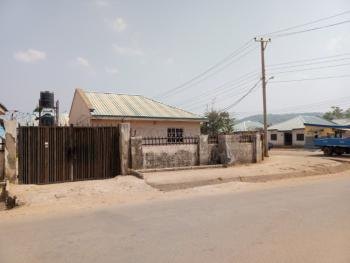 Fully Detached 2 Bedrooms Bungalow with 2 Units Semi-detached Bungalow, Apo Resettlement, Apo, Abuja, Semi-detached Bungalow for Sale