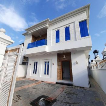 Newly Built Spacious 4 Bedrooms Detached Duplex, U3 Estate, By Pinnacle Fuel Station, Lekki, Lagos, Detached Duplex for Sale