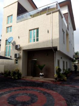 4 Bedroom Semi Detached House with Bq, Parkview Estate, Parkview, Ikoyi, Lagos, Semi-detached Duplex for Sale