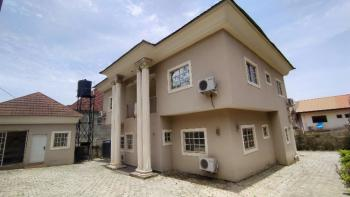 Standard 4 Bedroom Detached Duplex with Attached 2 Self Contained Bq, Off H-medix, 6th Avenue, Gwarinpa, Abuja, Detached Duplex for Sale