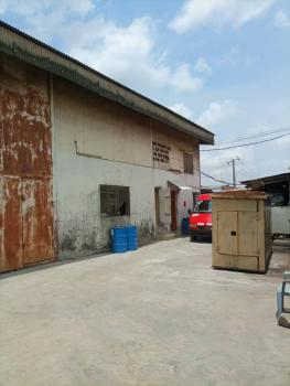 779.309 Sqm Warehouse Available for New Owners, Egbeda, Alimosho, Lagos, Warehouse for Sale