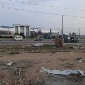 C of O Land Well Fenced, Directly Facing The Coscharis Motors and Adjacent The Greenspring, Awoyaya, Ibeju Lekki, Lagos, Mixed-use Land for Sale