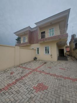 Newly Built 5 Bedroom Duplex, Adeniyi Jones, Ikeja, Lagos, Semi-detached Duplex for Sale