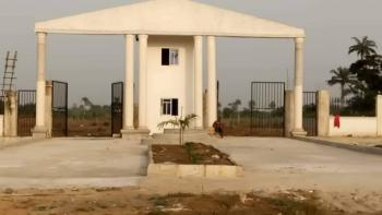 Fenced and Gated Estate Land. Buy and Build with Instant Allocation, Ulakwo, Owerri Municipal, Imo, Residential Land for Sale