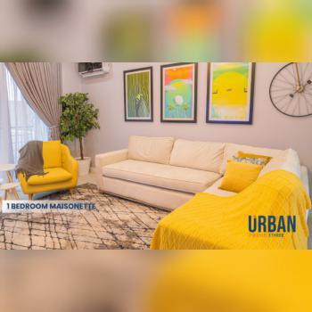 Luxury 1 Bedroom Maisonette, Abraham Adesanya, Ajah, Lagos, Terraced Duplex for Sale
