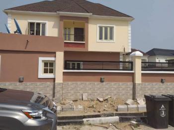 Well Maintained 3 Bedroom Terraced Duplex, Peninsula Garden Estate, Sangotedo, Ajah, Lagos, Terraced Duplex for Sale